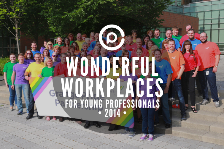 Wonderful Workplaces for YPs 2014