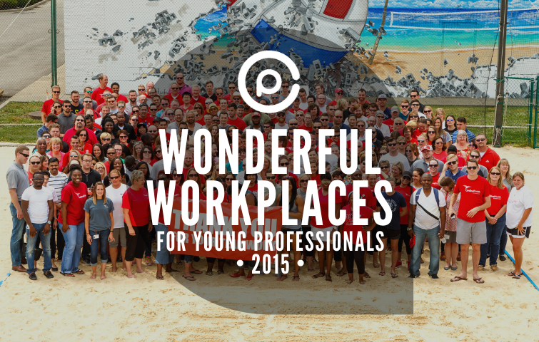 Wonderful Workplaces for YPs 2015