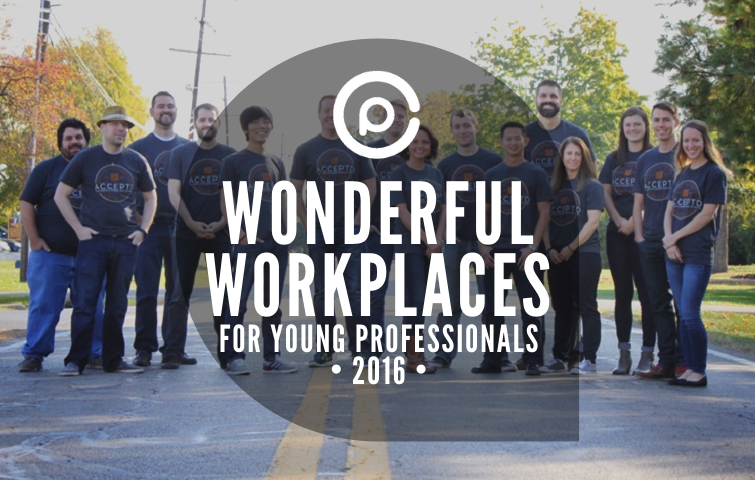 Wonderful Workplaces for YPs 2016