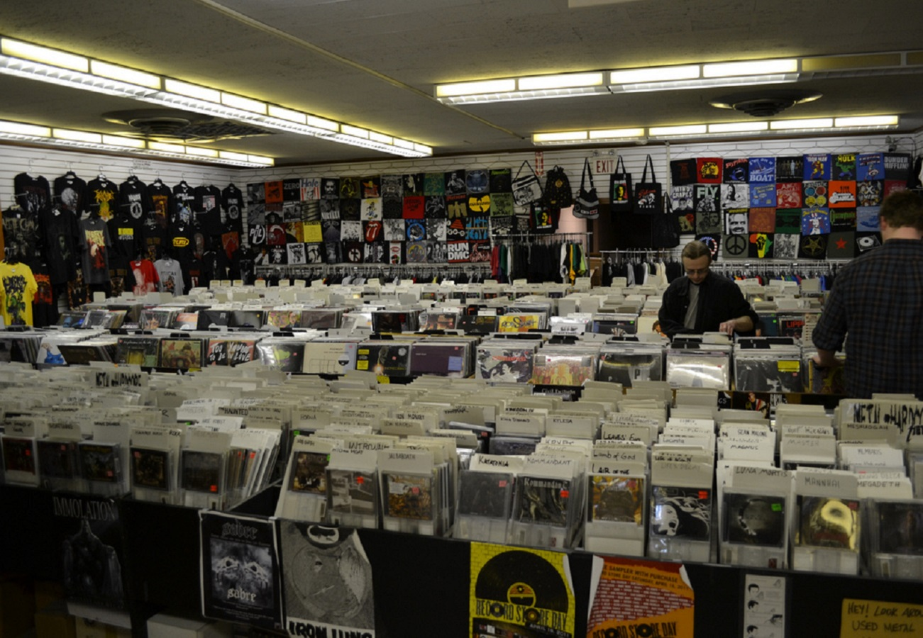 Columbus on Vinyl: A Guide to the Area's Best Record Stores
