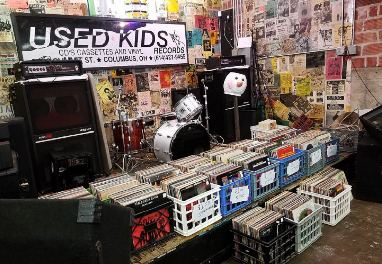Punk Record Stores Near Me