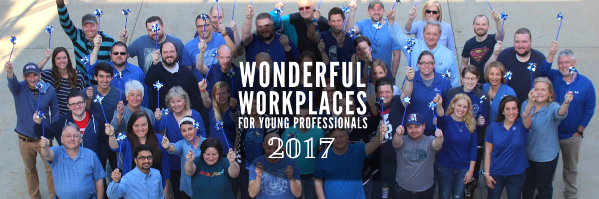 Wonderful Workplaces for YPs 2017