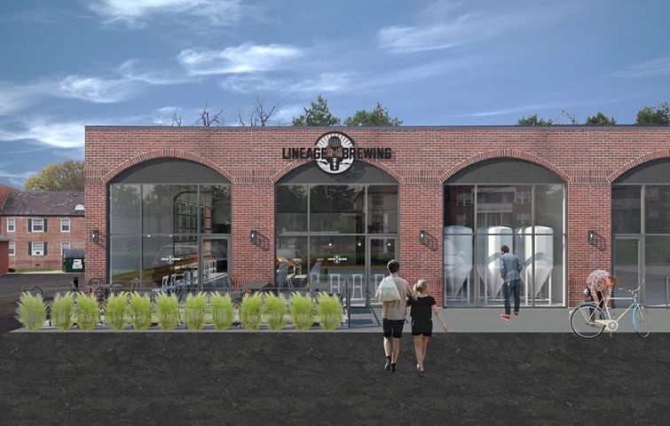 Lineage Brewing Exterior