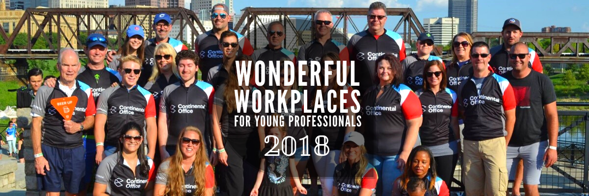 Wonderful Workplaces for YPs 2018