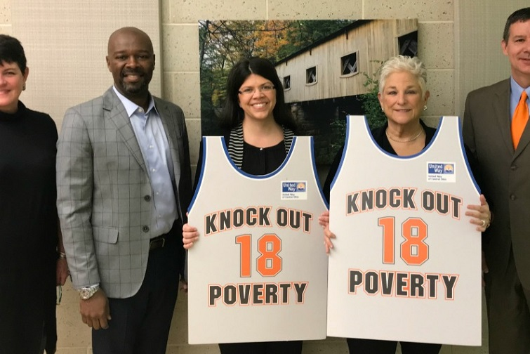 Knock Out Poverty 2018