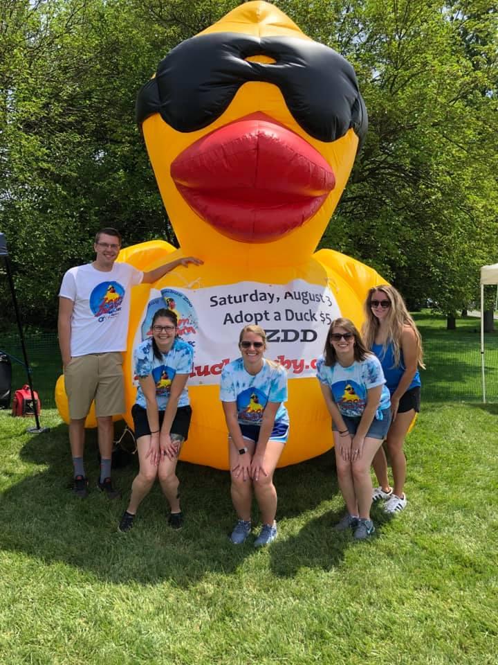 Zoom Duck Derby