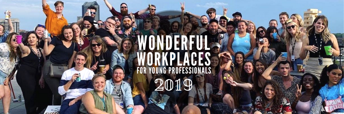 Wonderful Workplaces for YPs 2019