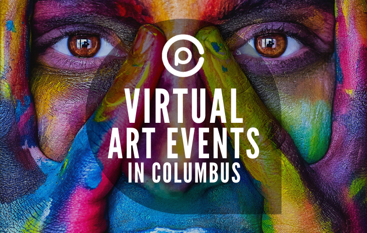 Virtual Art Events in Columbus