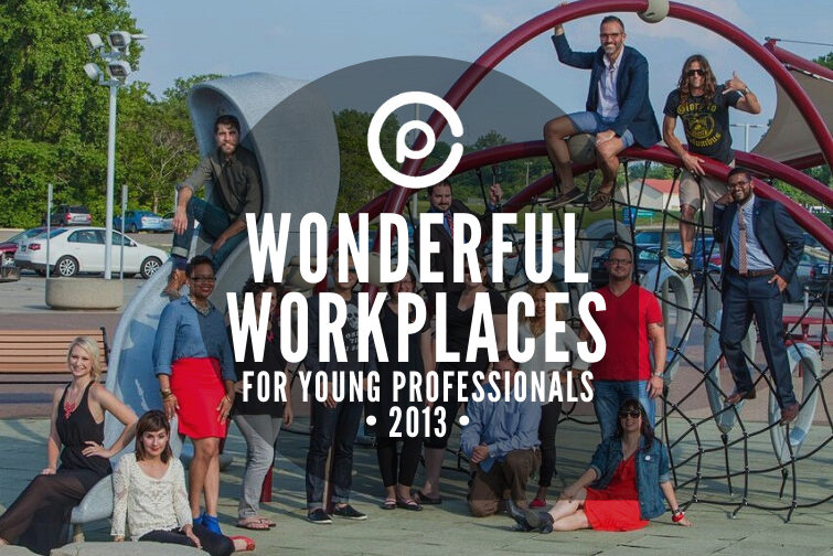 Wonderful Workplaces for YPs 2013