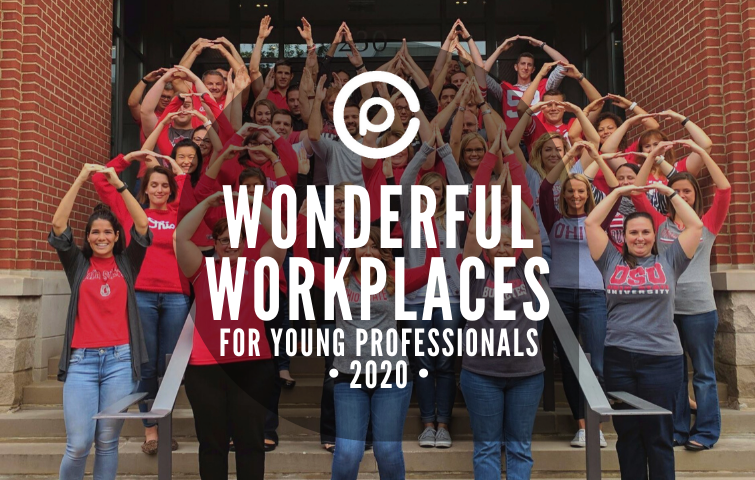Wonderful Workplaces for YPs 2020