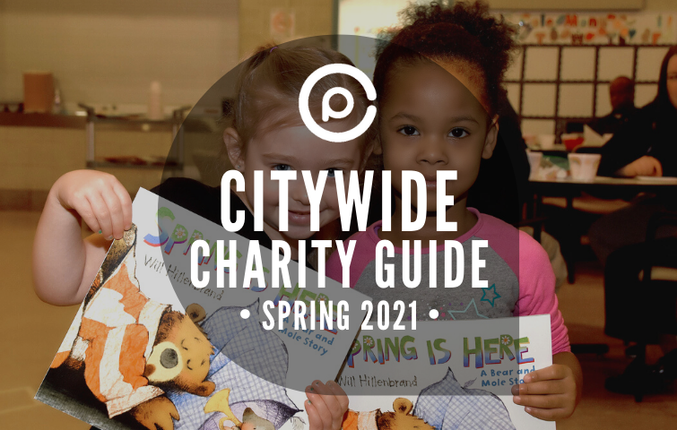CityPulse Citywide Charity Guide: Spring 2021